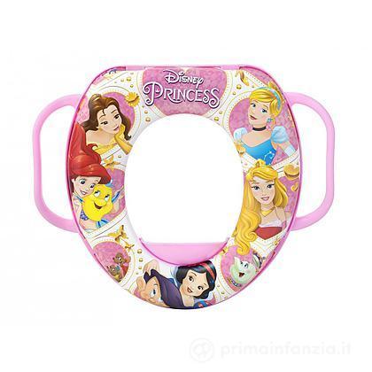 Riduttore WC soft con manici Principesse