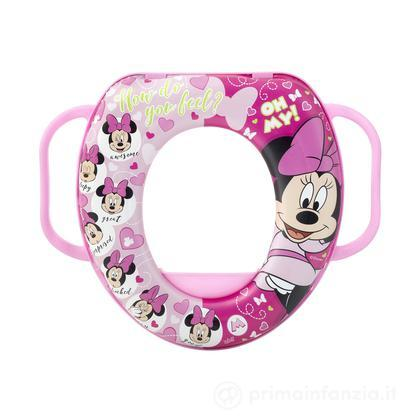 Riduttore WC soft con manici Minnie