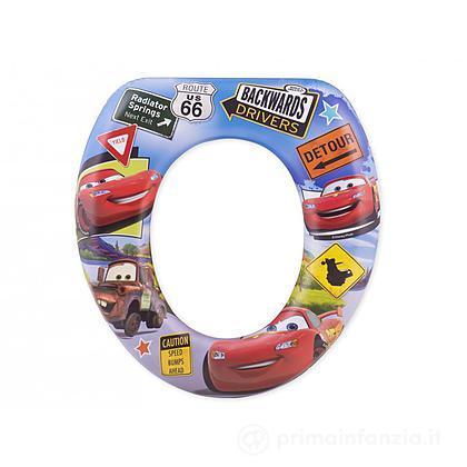 Riduttore WC morbido Cars