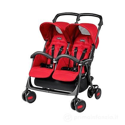 Passeggino gemellare Aria Shopper Twin
