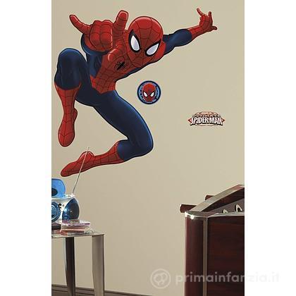 Adesivi murali rimovibili Ultimate Spiderman Giant