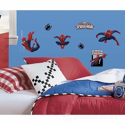 Adesivi murali rimovibili Ultimate Spiderman