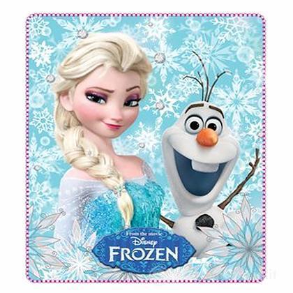 Coperta Plaid Frozen 120 x 140 cm