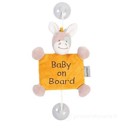 Segnale auto Baby on Board Tim Cavallo