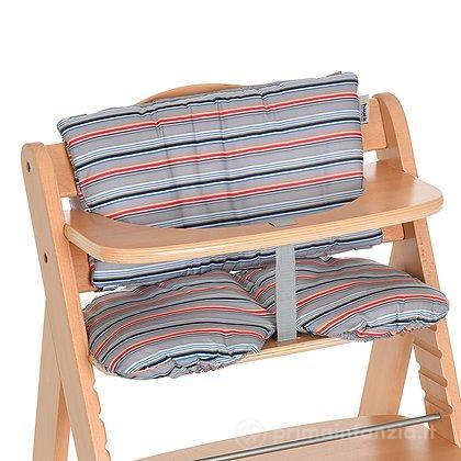 Cuscino per seggiolone legno