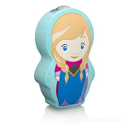 Torcia portatile LED Frozen Anna