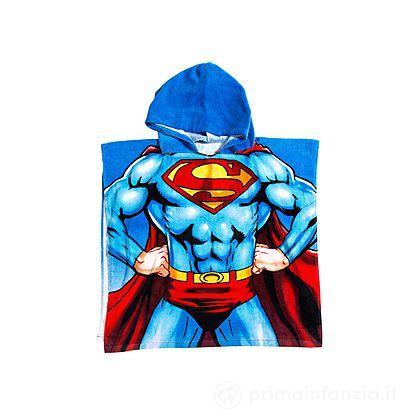 Accappatoio Poncho Superman