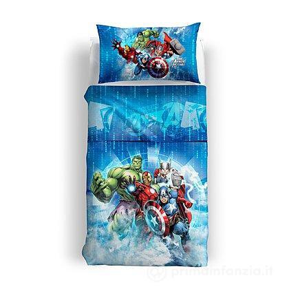 Set lenzuola Avengers Assemble