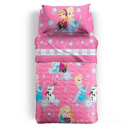Copriletto Frozen Elsa e Anna
