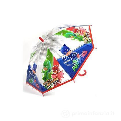 Ombrello automatico trasparente Pj Mask