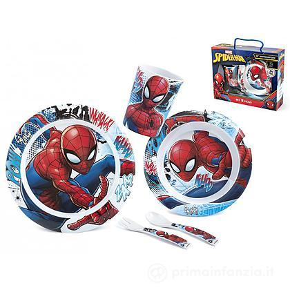 Set pappa Spider Man 5pz