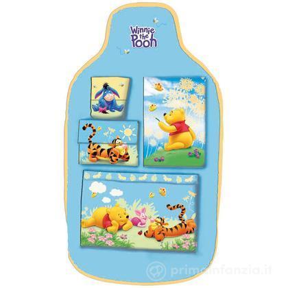 Proteggisedile con tasche portaoggetti Winnie The Pooh