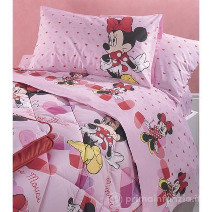 Completo lenzuola Disney Minnie