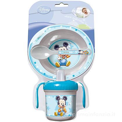 Set pappa 3pz Mickey Baby