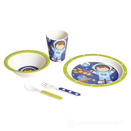 Set Pappa 5pz in Bamboo