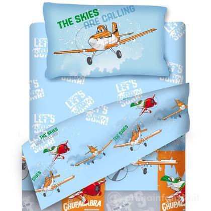 Completo lenzuola Disney Planes