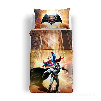 Set lenzuola Batman Vs Superman