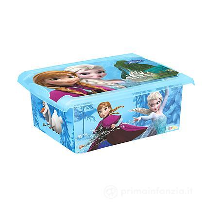 Box porta giocattoli Frozen 10 l