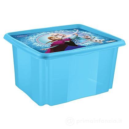 Box porta giocattoli Frozen 24 l