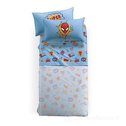 Completo Lenzuola Spiderman New York
