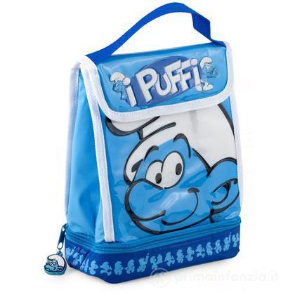 Porta pranzo termico Puffi