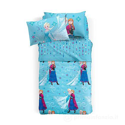 Completo Lenzuola Frozen Cristal