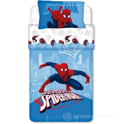 Copriletto trapuntato Spider-Man