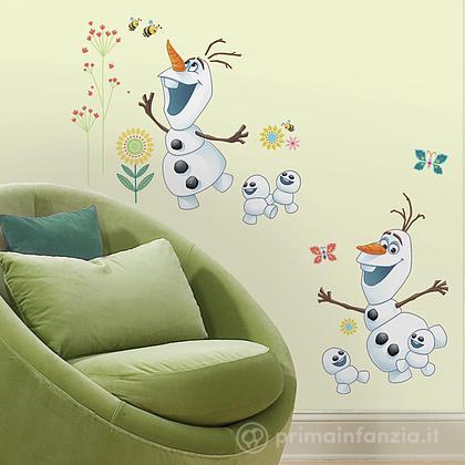 Adesivi murali rimovibili Frozen Fever Olaf