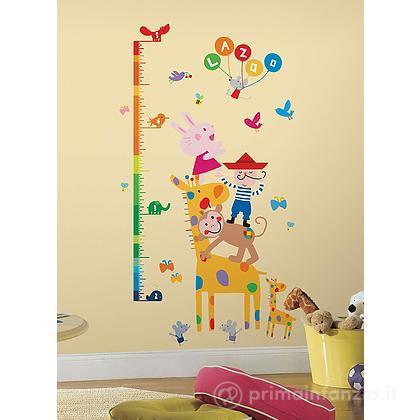 Adesivi murali rimovibili Lazoo Growth Chart