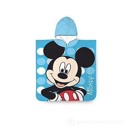 Accappatoio Poncho Mickey Mouse