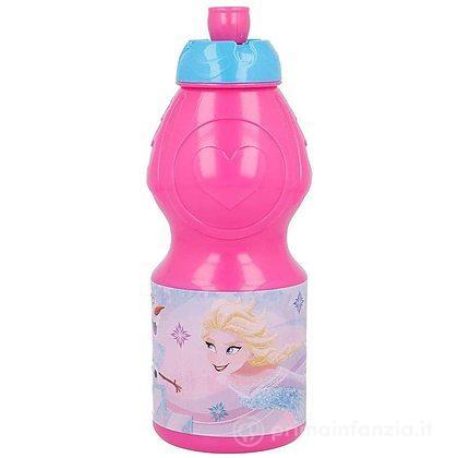 Borraccia Sport Frozen 400 ml Iridescent Acqua