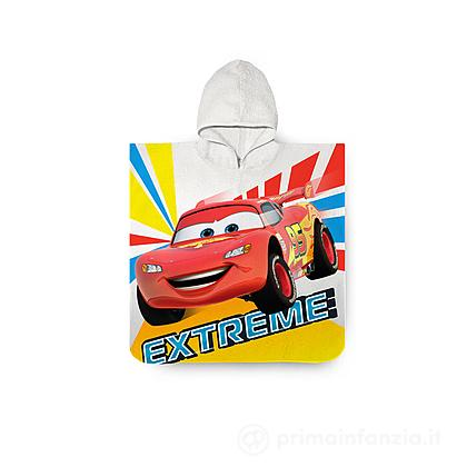 Accappatoio Poncho Cars World