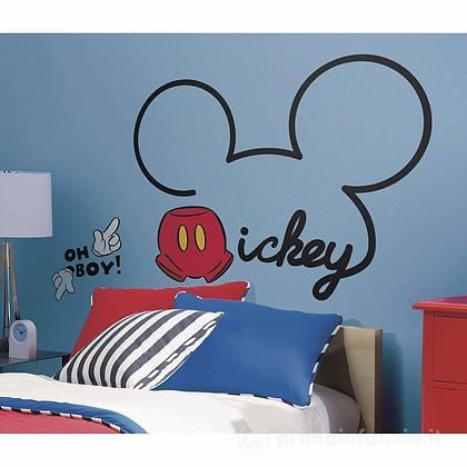 Adesivi murali rimovibili Mickey Mouse Giant