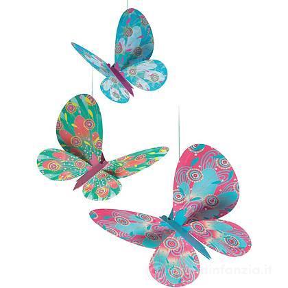 Decorazioni da appendere Glitter butterflies