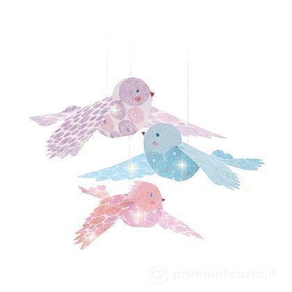 Decorazioni da appendere Glitter birds