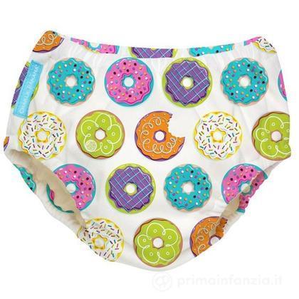 Costume Contenitivo e Mutandina Trainer 2 in 1 Donuts