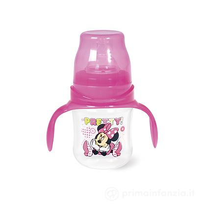 Biberon con manici Minnie in PP 120 ml