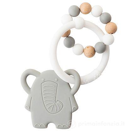 Sonaglio in Silicone Elefante