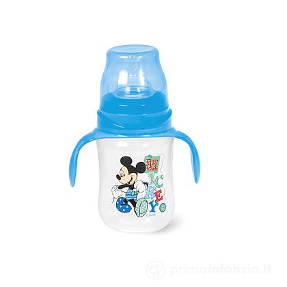 Biberon con manici Mickey in PP 240 ml
