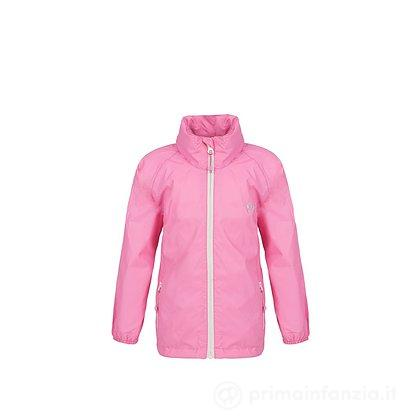 Giacca Impermeabile Junior Pink