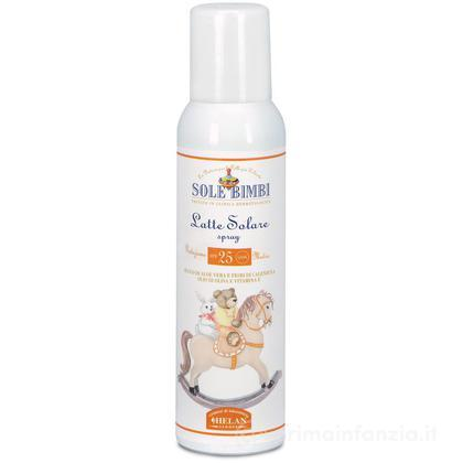 Latte solare Spray SPF 25