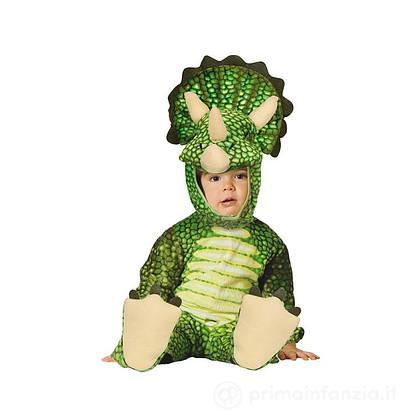 Costume Triceratopo 6-12 mesi