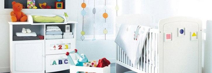 come organizzare la cameretta del bambino