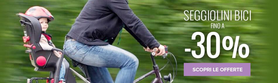 Seggiolini Bici